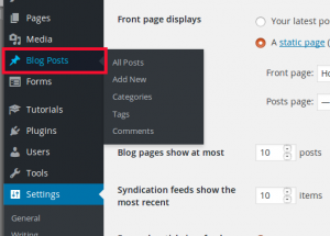 Select Blog Posts