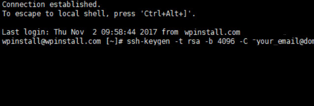 How to set up your SSH key with GitHub