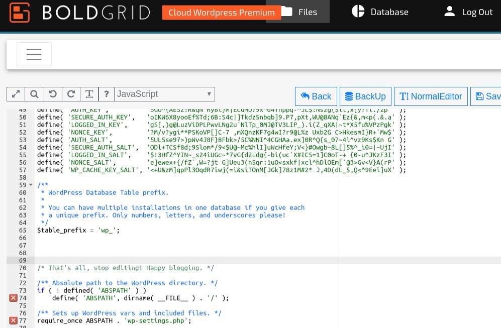 Enable JetPack Development mode in Cloud WordPress | BoldGrid