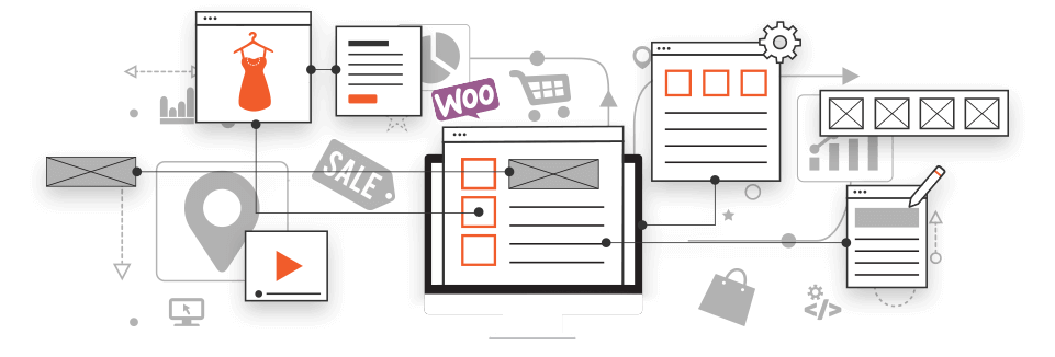 Create beautiful online stores and sell globally with WooCommerce + BoldGrid