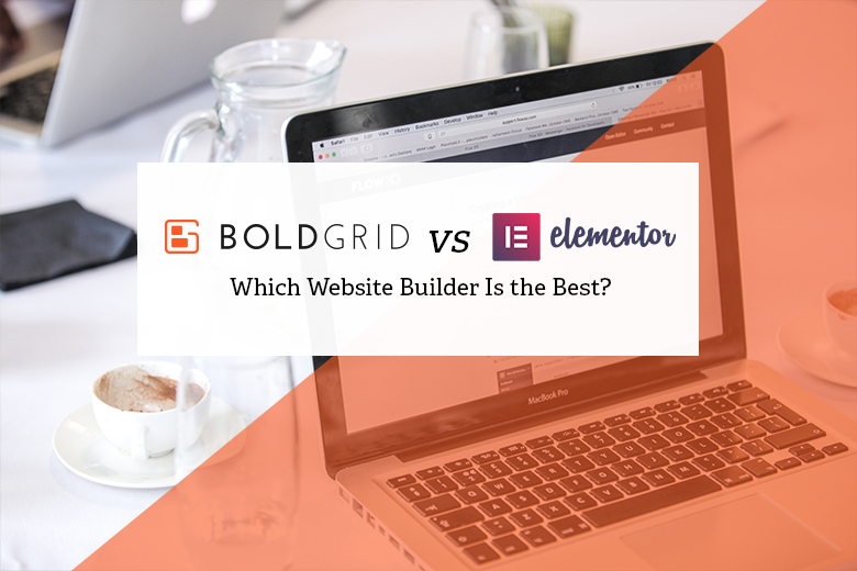 BoldGrid vs Elementor: Comparing Website Builders | BoldGrid