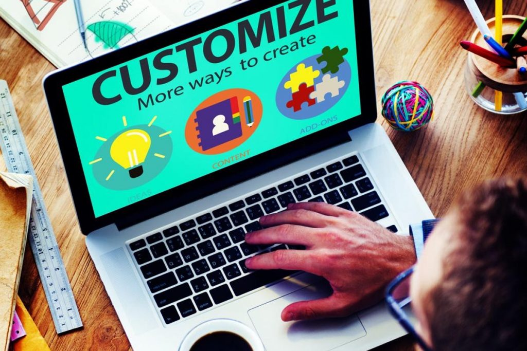 Customizing your WordPress Website