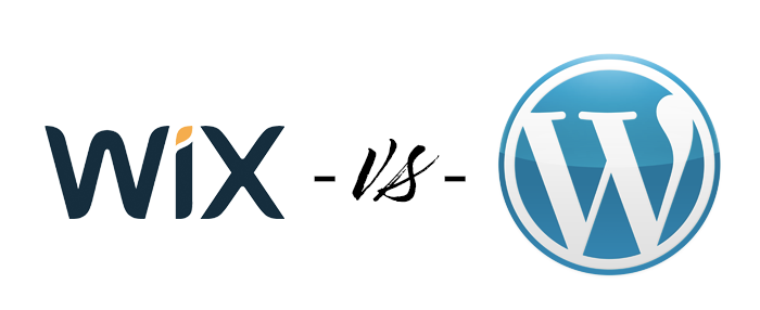 Wix vs WordPress comparison