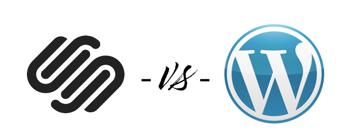 Squarespace vs WordPress comparison