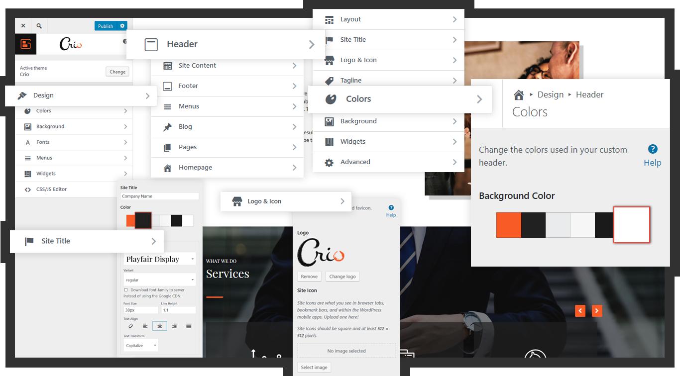 WordPress Themes from BoldGrid