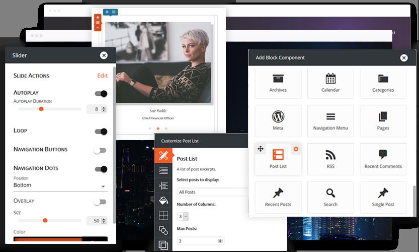 premium page builder plugin for WordPress