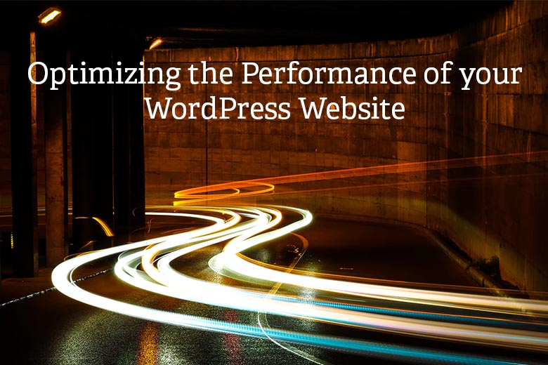 An image being used to relay speed of your WordPress website