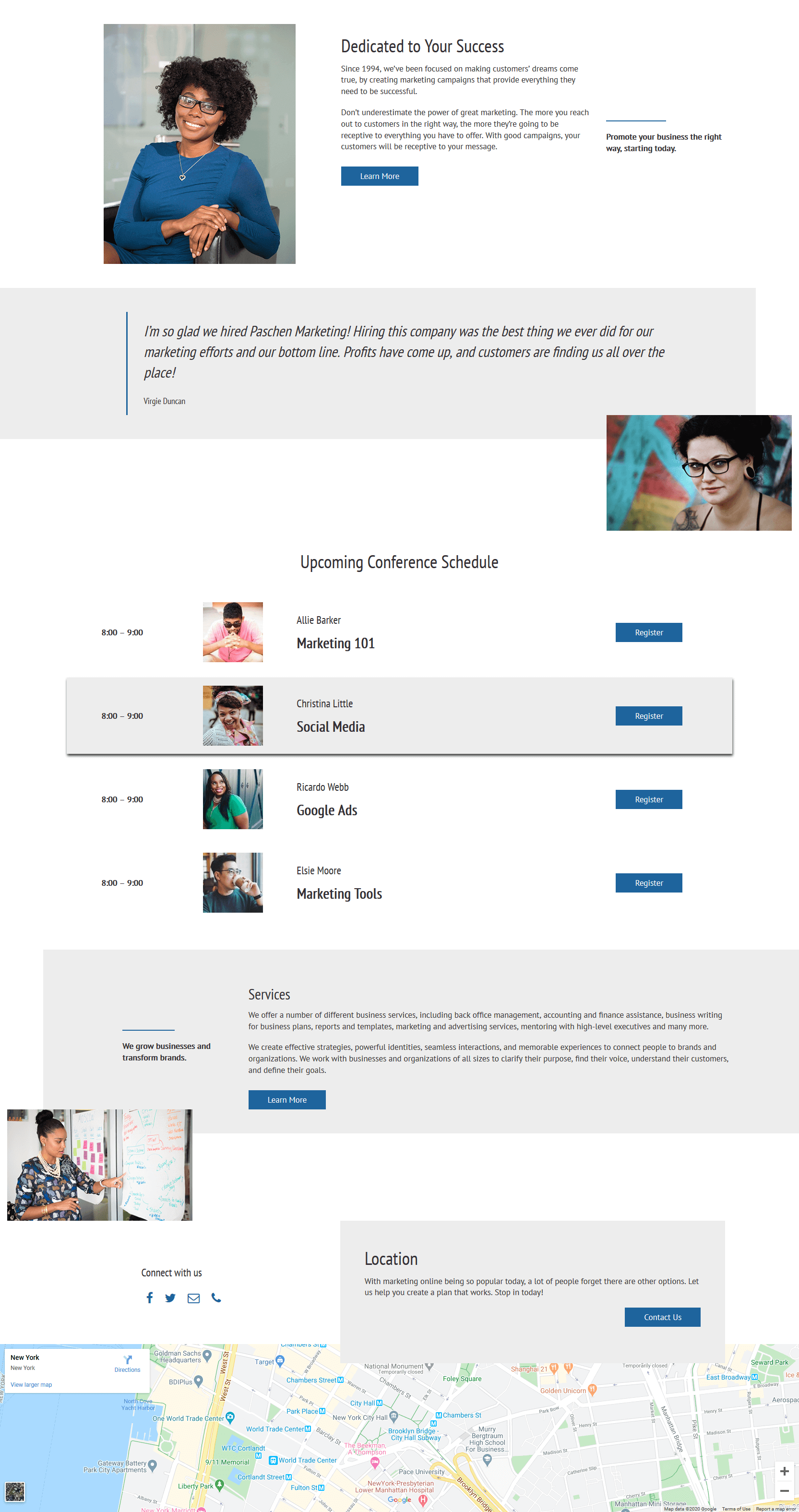 Showing off our new Premium Blocks for WordPress