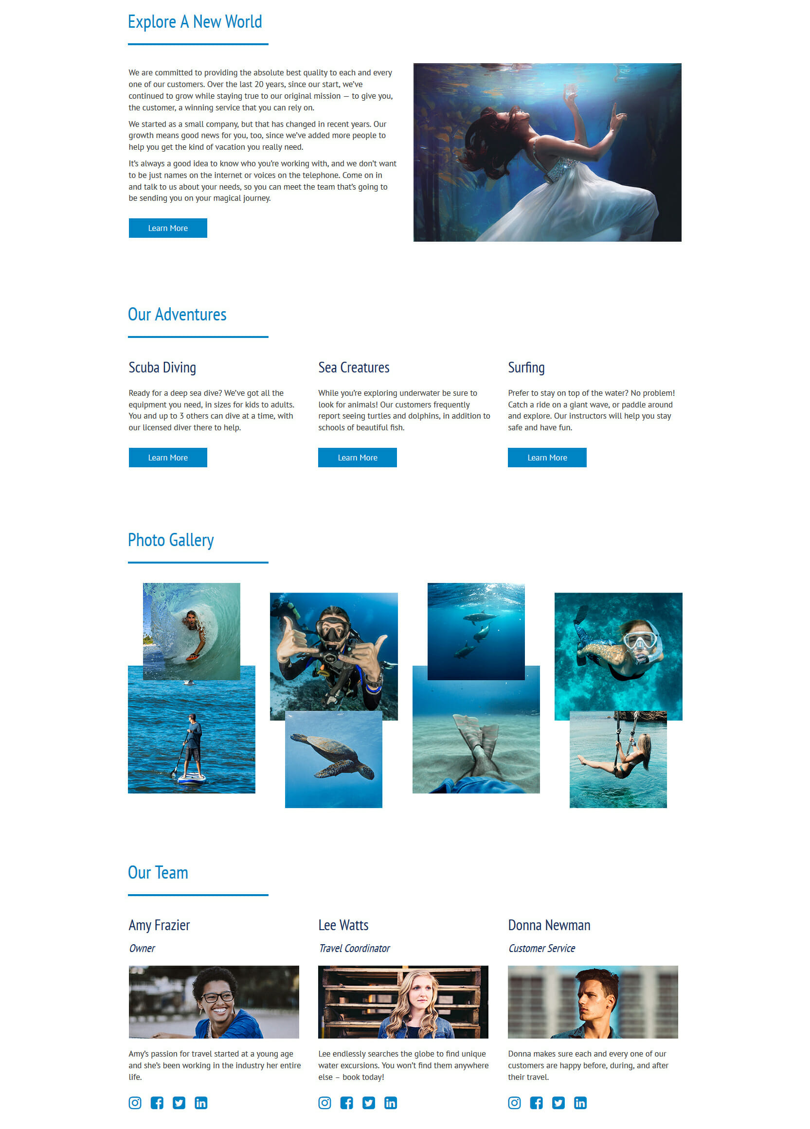 Showing off a new Premium WordPress Block for Creatively Displaying your images.