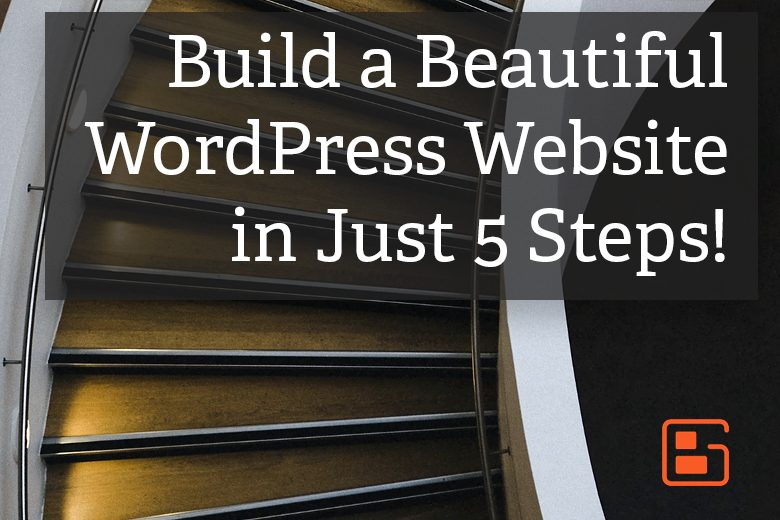 Create a Website with WordPress in just a few easy steps